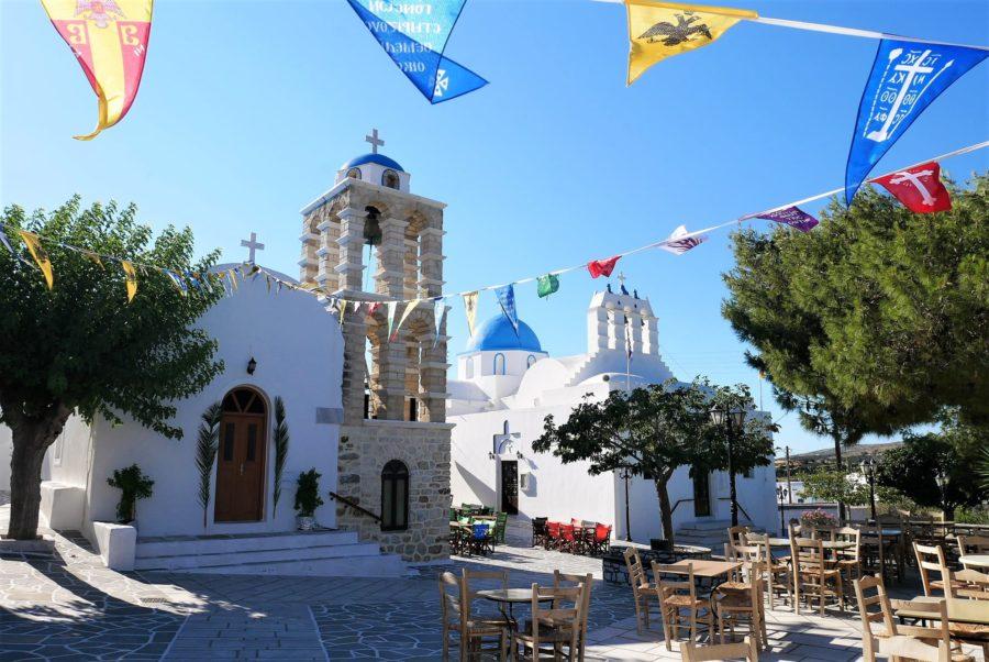 Kostos, isla de Paros, lugares que ver en Grecia en 10 días