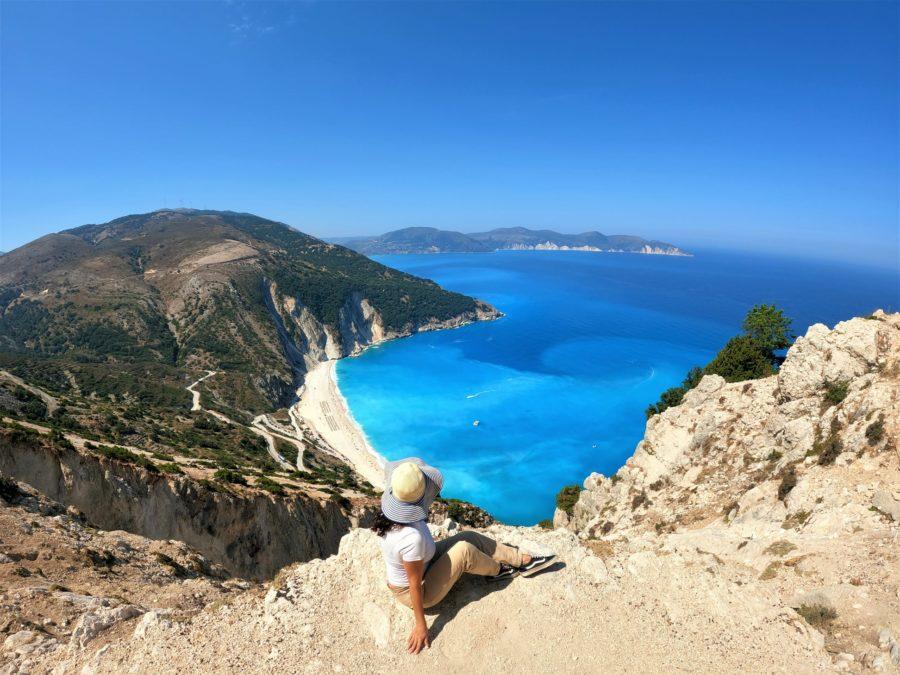 La playa más bonita de Grecia, Cefalonia
