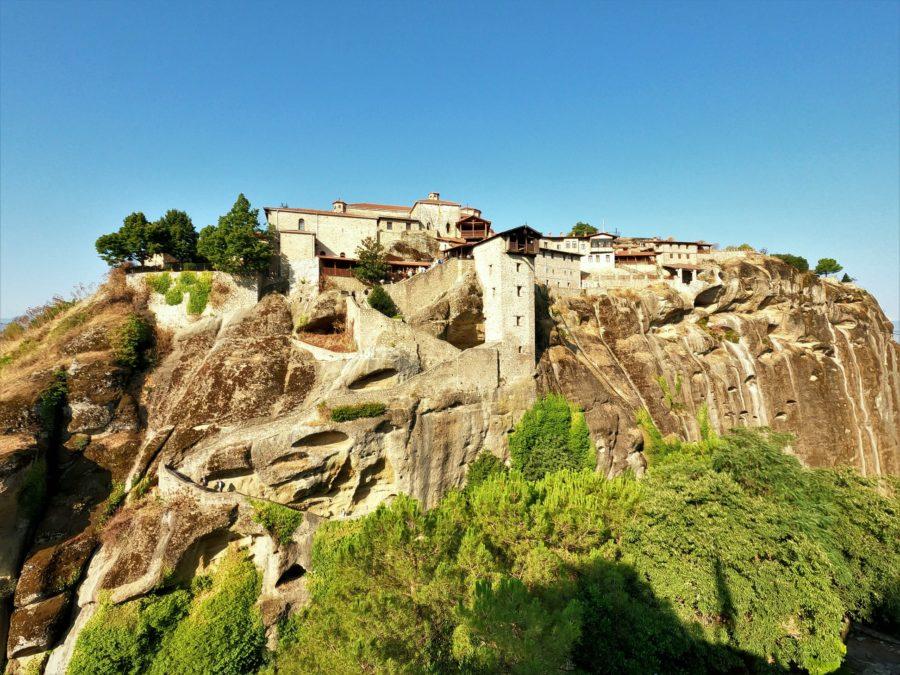 Los monasterios de Meteora