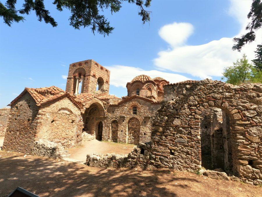 Mystras, qué ver en Grecia