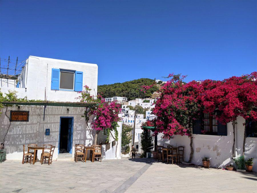 Paros, islas Cícladas