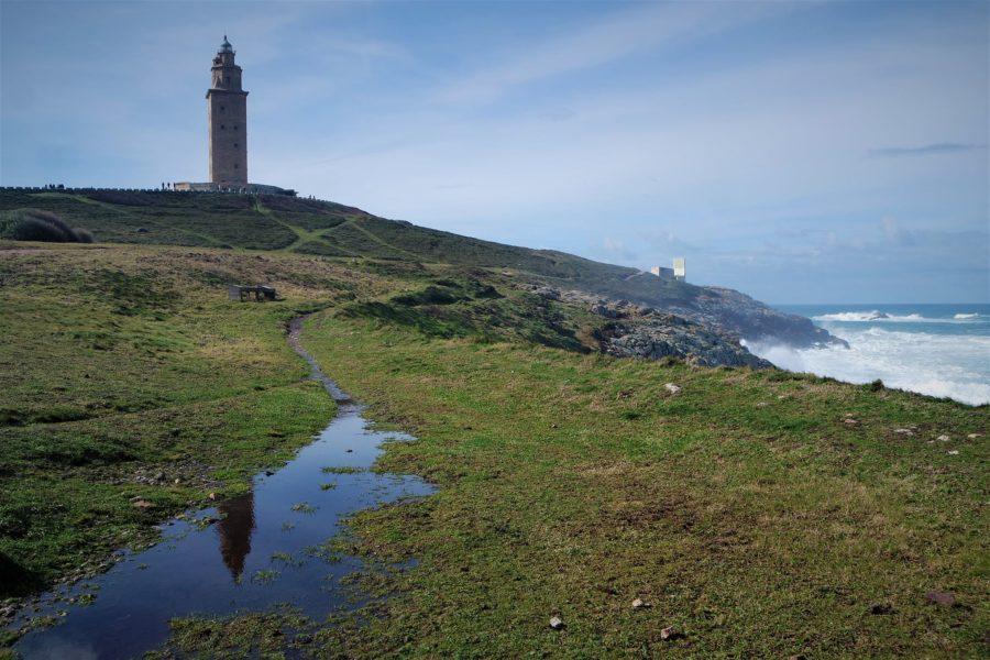 Torre de Hércules, el faro más antiguo del mundo está en A Coruña