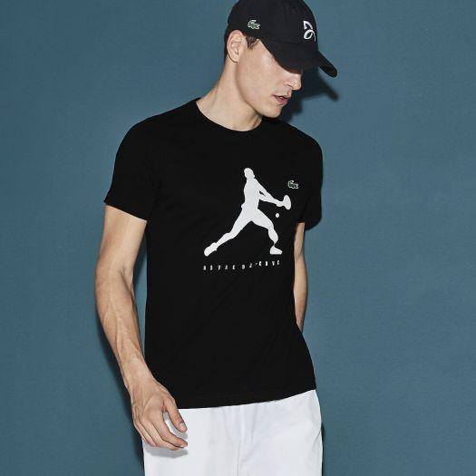 MEN'S NOVAK DJOKOVIC SIGNATURE LOGO TEE | T-Shirts ...