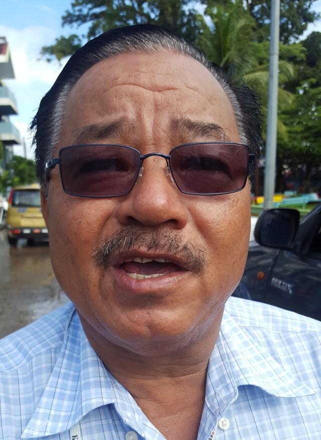 Rubén López, director ejecutivo del Gobierno Autónomo del Caribe Sur. La Costeñísima | S.León
