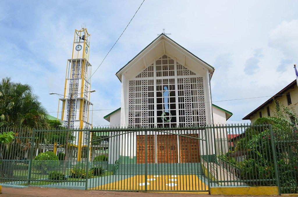 Iglesia Católica de Bluefields