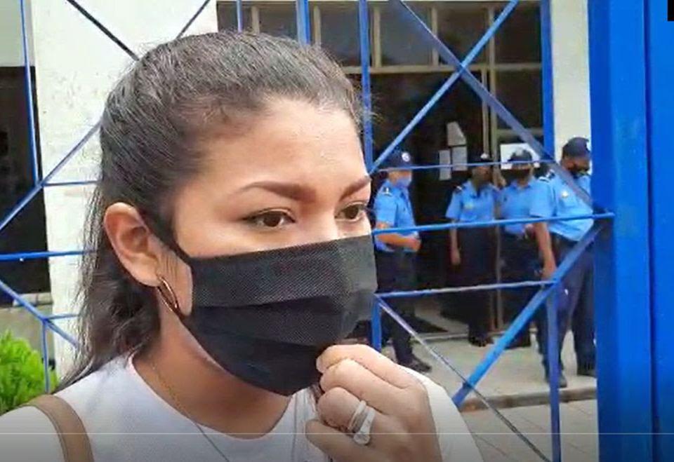 Veredicto, Kalua Salazar, Jucicio