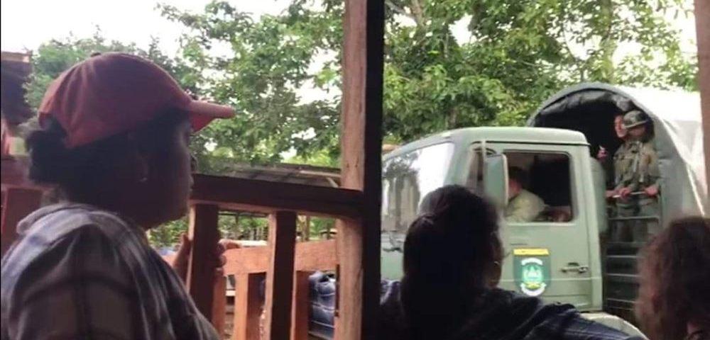 Ejercito de Nicaragua