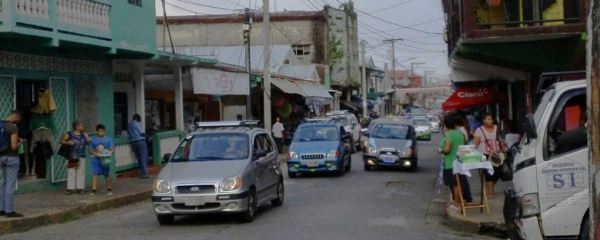 Taxis de Bluefields