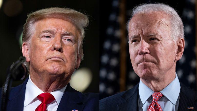 Elecciones presidenciales en Estados Unidos continúan en contienda