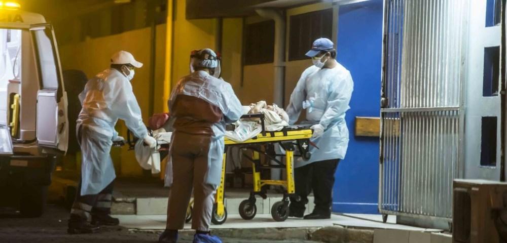 Nicaragua vive un rebrote de Coronavirus según expertos. Cortesía
