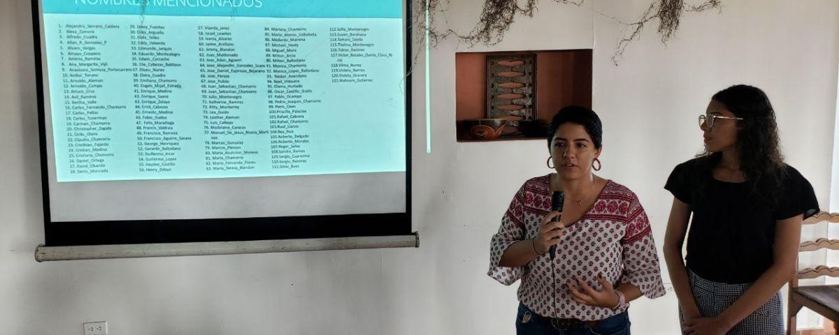 Consulta ciudadana, Nicaragua decide