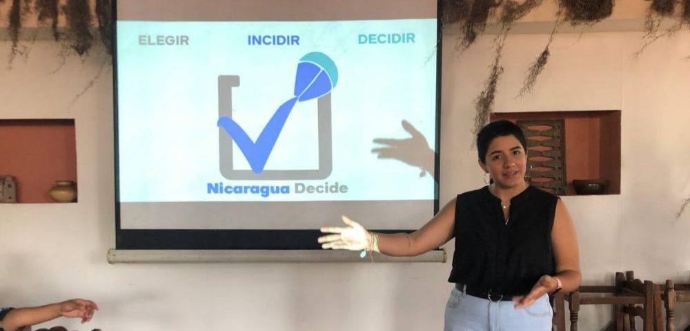 Vicepresidencia, Nicaragua Decide