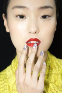 elle-nyfw-fw16-beauty-nails-christian-siriano-courtesy