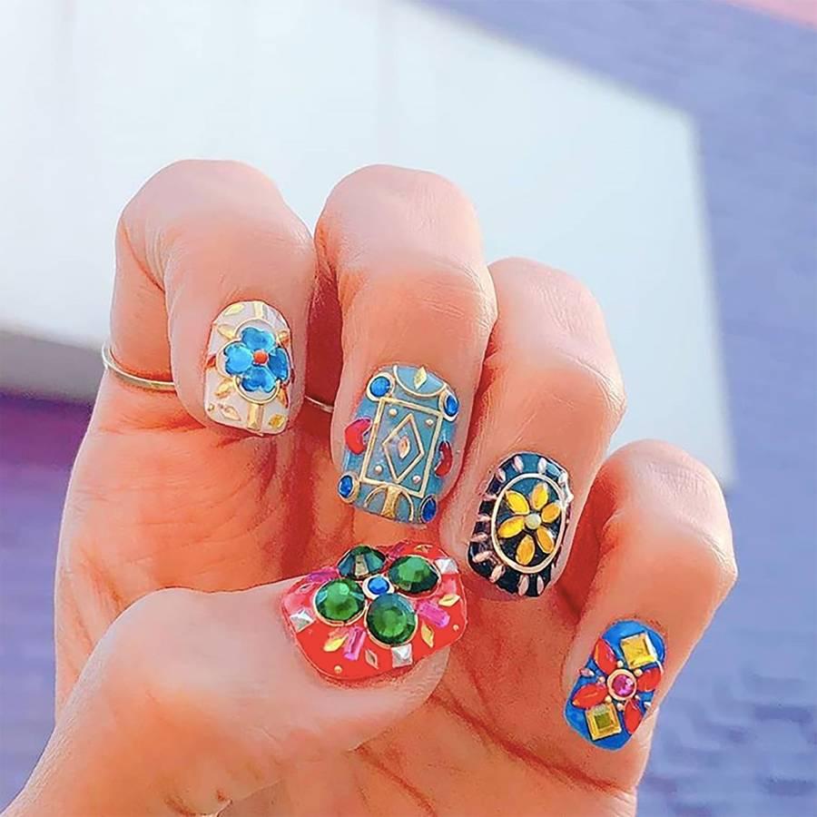 Nail Art Opening Times: Summer Nail Inspiration