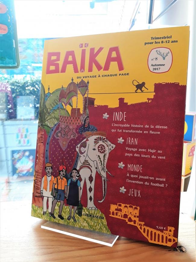 baïka, voyage, courte échelle, rennes