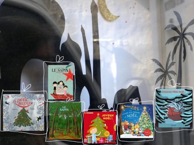 livres noël, rennes, la courte échelle