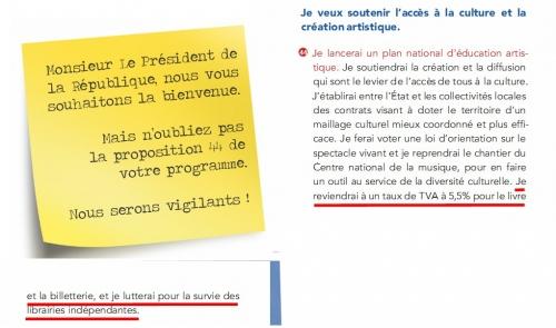 librairie la courte échelle, la courte échelle, Rennes, proposition 44, TVA sur le livre