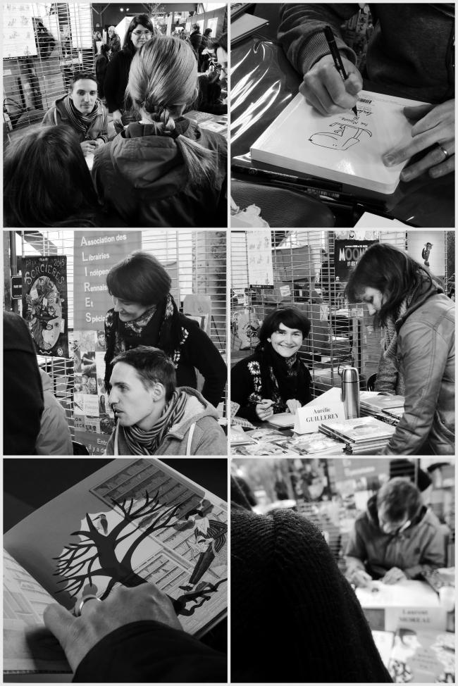 rue des livres, rennes, la courte échelle