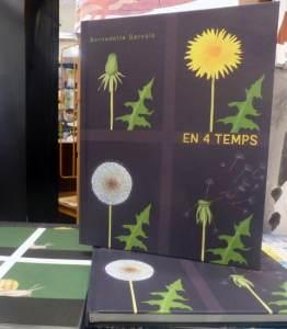 En 4 temps, Bernadette Gervais – Éditions Albin Michel