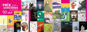 Prix Sorcières 2020 – 30 livres jeunesse nominés, 30 livres carrément remarquables