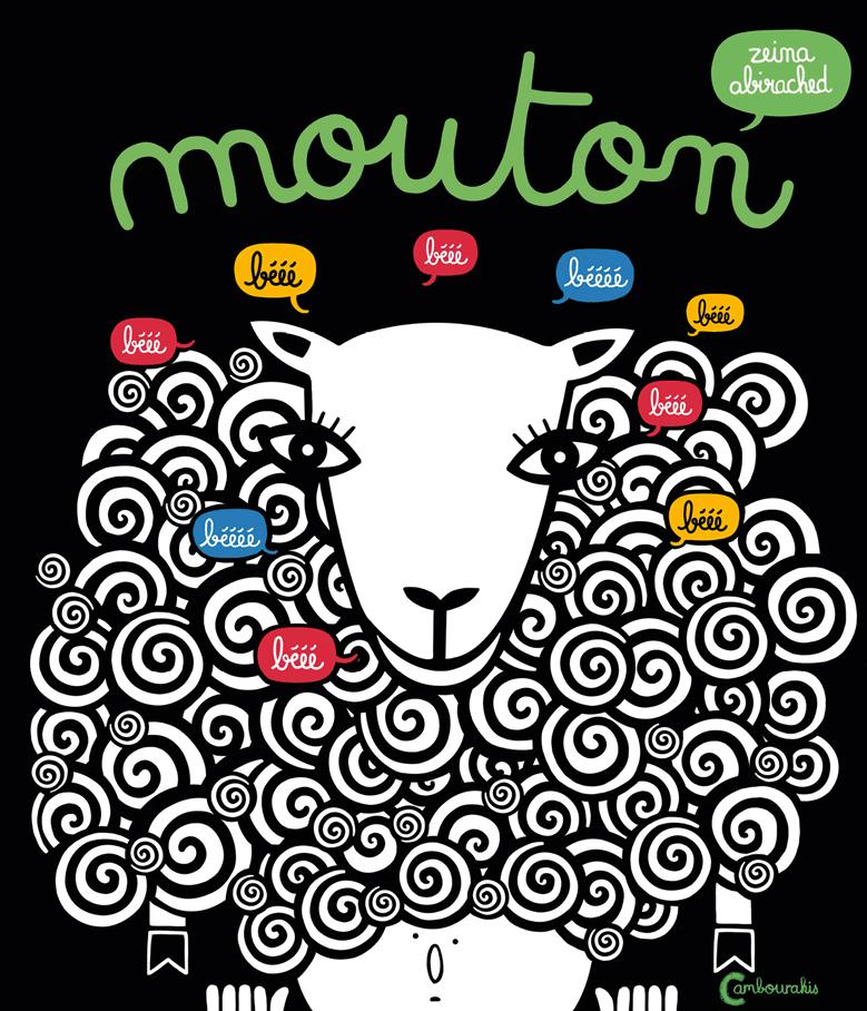 Mouton, Zeina Abirached