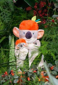 Dans la jungle – Une collection de jouets pour les tout-petits, par Moulin Roty