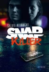 Le Prix Ados Rennes Ille-et-Villaine 2020 attribué à Snap Killer, de Sylvie Allouche, aux éditions Syros