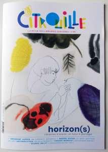 Lisez le nouveau numéro de Citrouille – Couverture illustrée par Loren Capelli.
