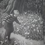 Réédition – Le jardin d'Abdul Gasazi, de Chris Van Allsburg, aux éditions D²eux