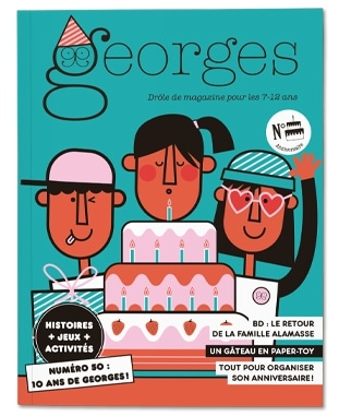 Georges 10 ans