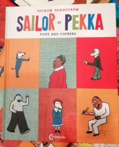 En attendant Jockum Nordström à la Criée… lisons Sailor