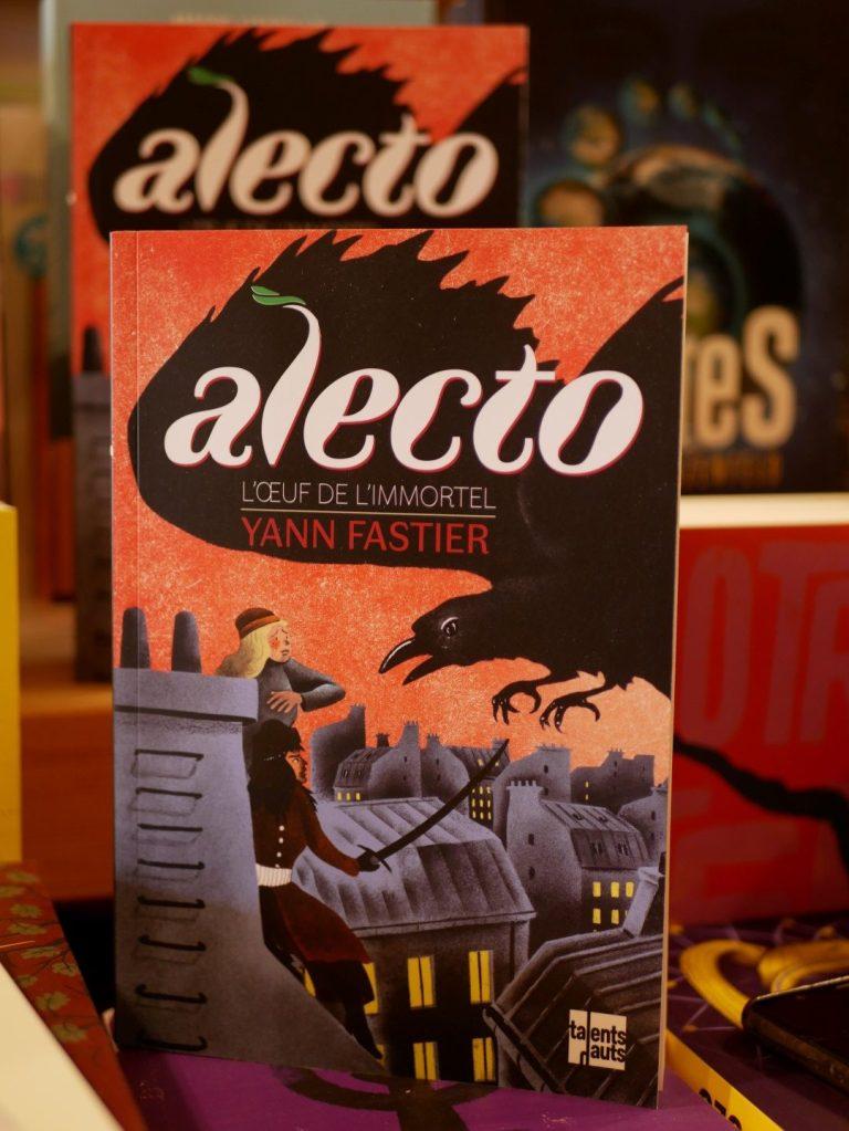 Alecto, Yann Fastier