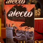 Coup de coeur Roman ado – Alecto, de Yann Fastier, chez Talents Hauts