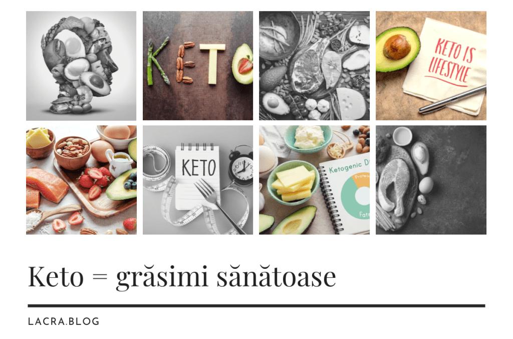 Dieta ketogenica grasimi sanatoase