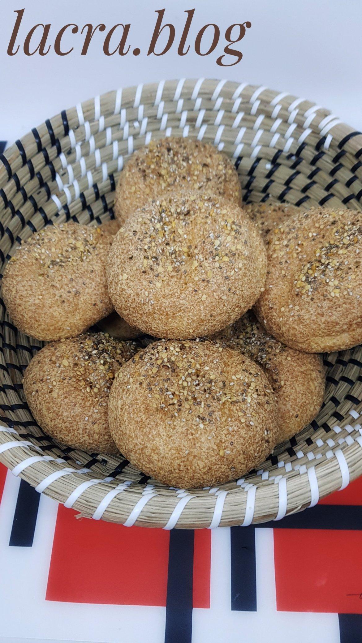 Chifle keto cu semințe