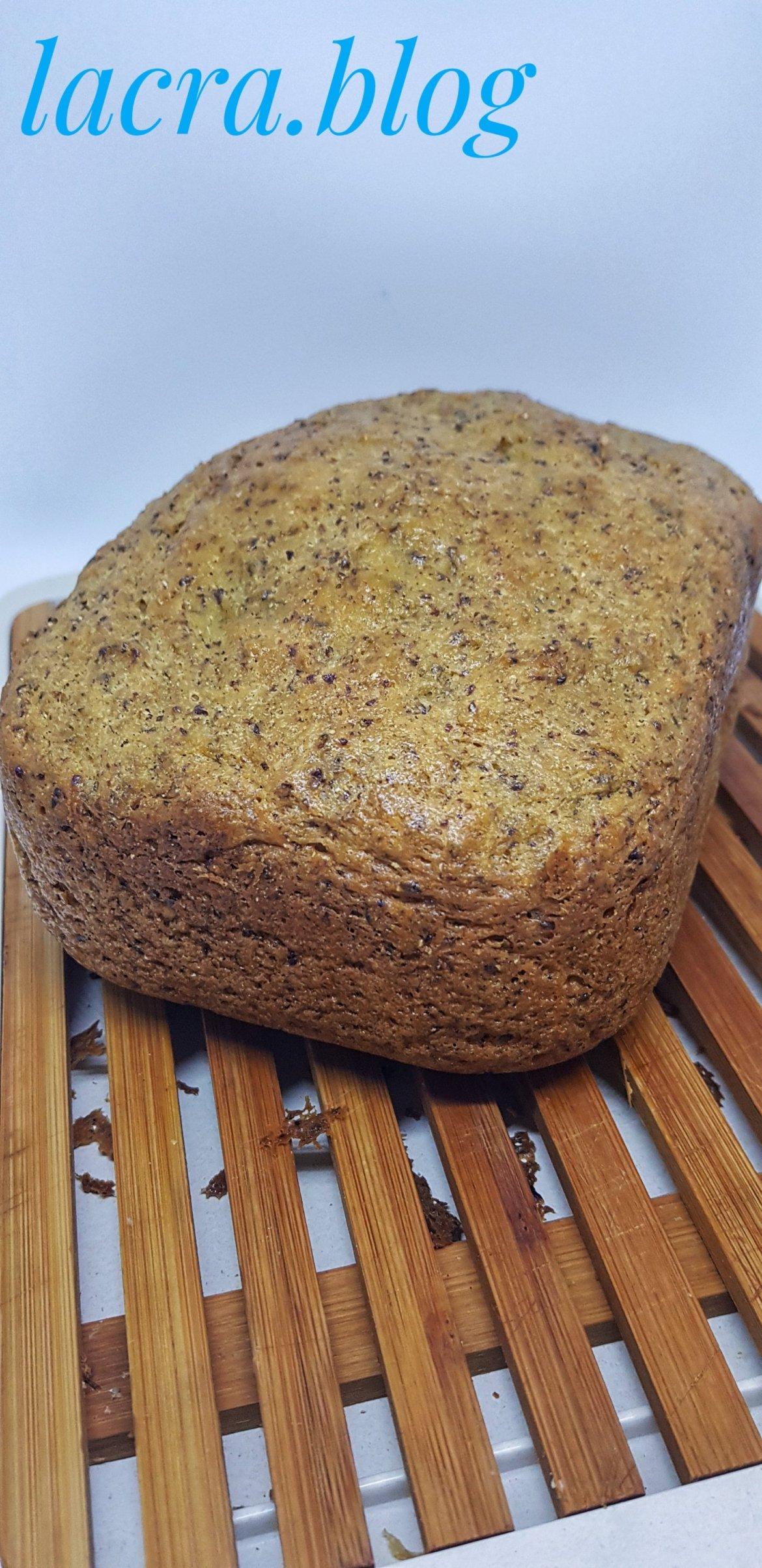 Pâine cu ghee la mașina de pâine