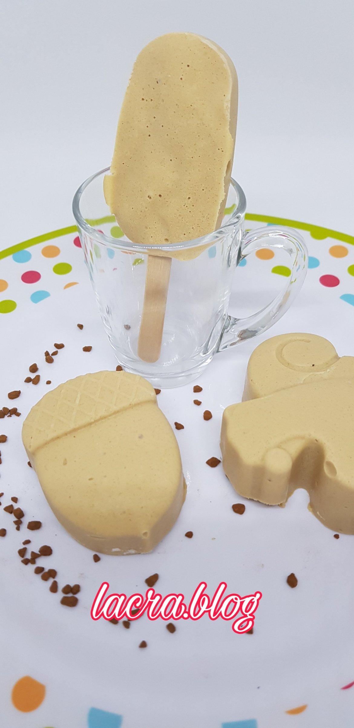 Înghețată cu ness -keto vegan
