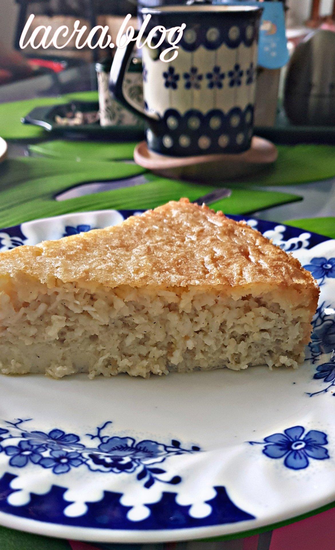 Prăjitură franțuzească cu cocos-keto