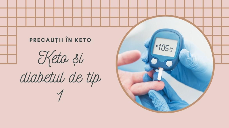 Dieta keto și diabetul de tip 1 ( video)