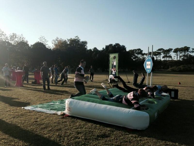 Séminaire de rentrée – thématique Rugby
