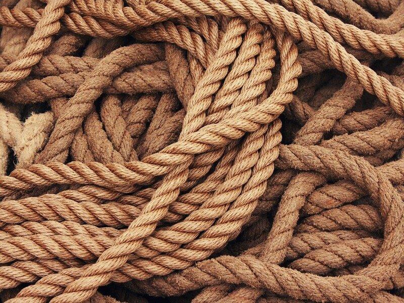 soñar con cuerda