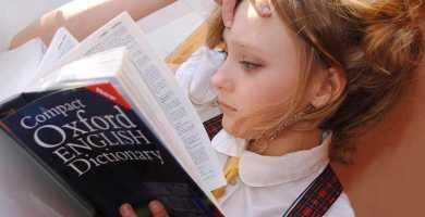 soñar con diccionario