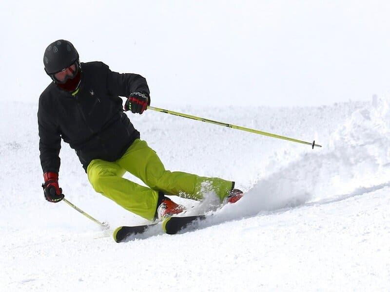 soñar con esquiar