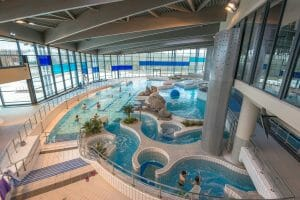 Aquapolis, Aquatic Centre, Limoges
