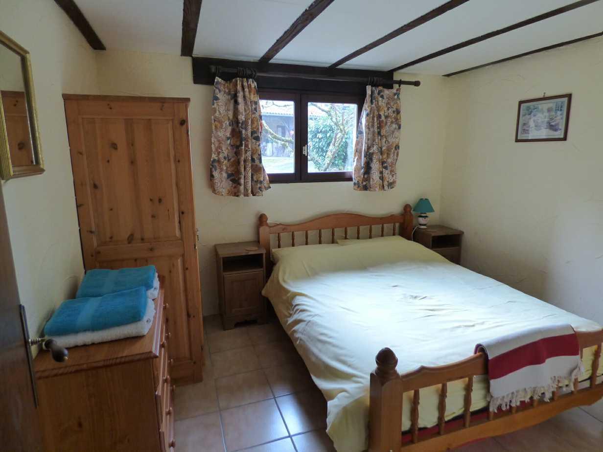 Master downstairs bedroom - Baudelaire