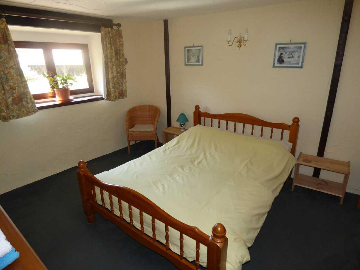 Corneille double bedroom