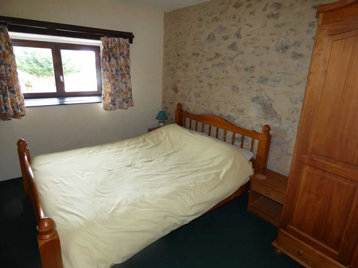 Upstairs double bedroom, Baudelaire