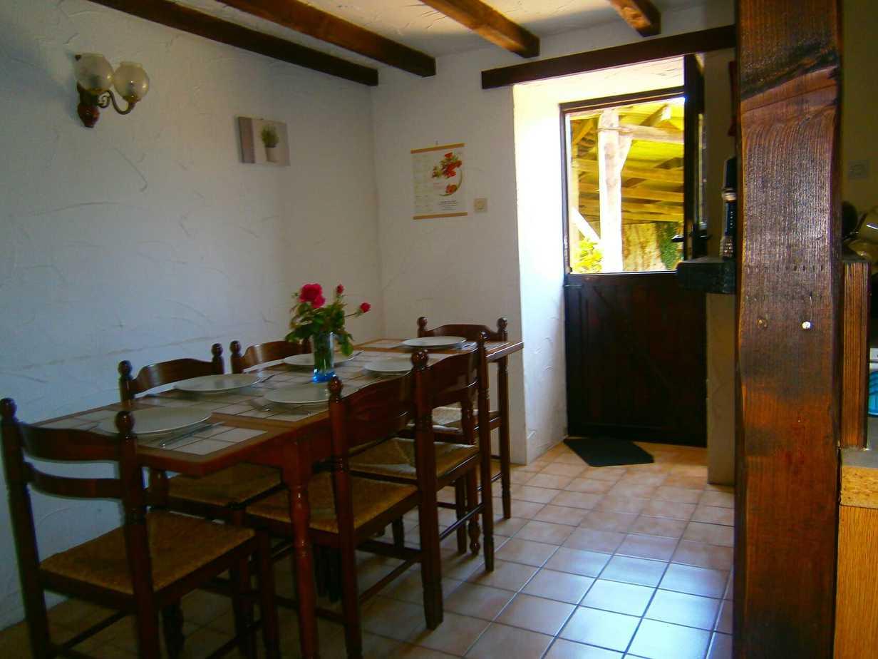 La salle à manger de Racine