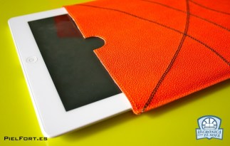 Funda PielFort Basketball for iPad Basic