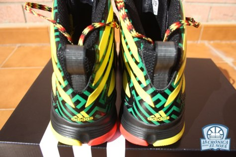 adidas Crazy Fast Black History Month 7